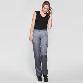 Pantalón Laboral Mujer Roly