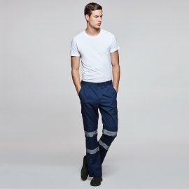 Pantalon Laboral Daily Hv Roly