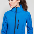 Chaqueta Soft Shell Antártida Mujer Roly